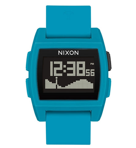 Nixon Base Tide Watch - Blue Resin