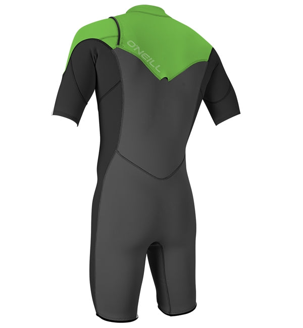 O'Neill Hammer 2mm Chest Zip Shortie Wetsuit