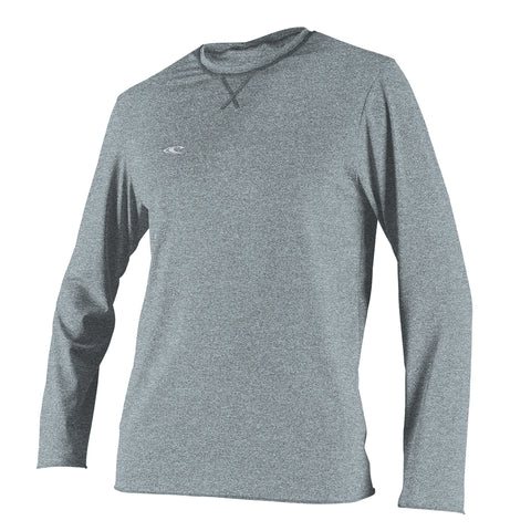 O'Neill Hybrid Long Sleeved Sun Shirt  - Cool Grey
