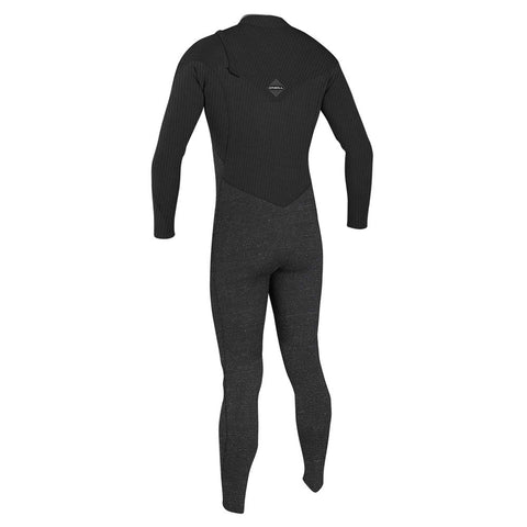 O'Neill Hyperfreak Comp 3/2mm Zipless Wetsuit -Acid Wash/Graphite
