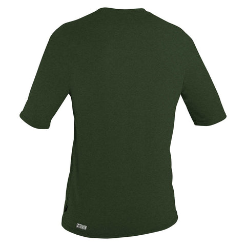 O'Neill Hybrid Short Sleeved Sun Shirt  - Dark Olive