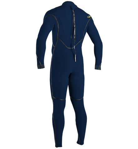 O'Neill Psycho One 3/2 Back Zip Full Wetsuit - Abyss/Abyss