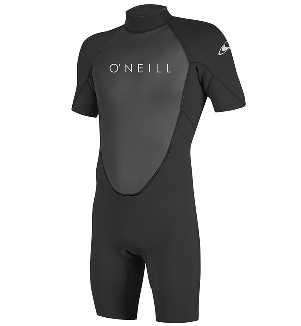 O'Neill Reactor 2 2mm Back Zip Shortie Wetsuit