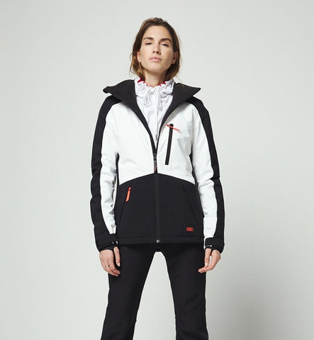 O'Neill Womens Aplite Snowboard/Ski Jacket - Black Out
