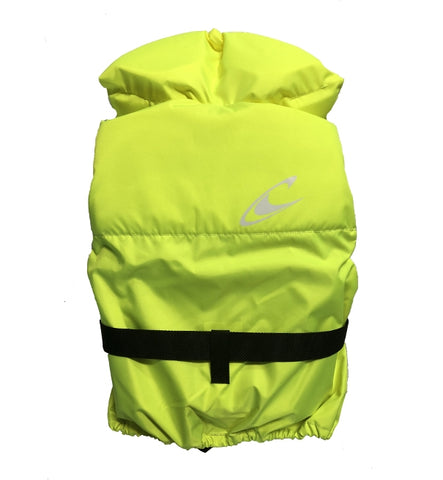 O'Neill Child Superlite 100N CE Bouyancy Vest - Neon Yellow
