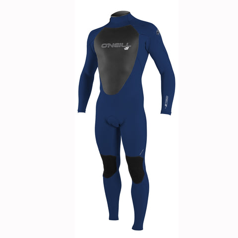 O'Neill Epic 5/4mm Back Zip Full Wetsuit - Navy/Navy/Navy