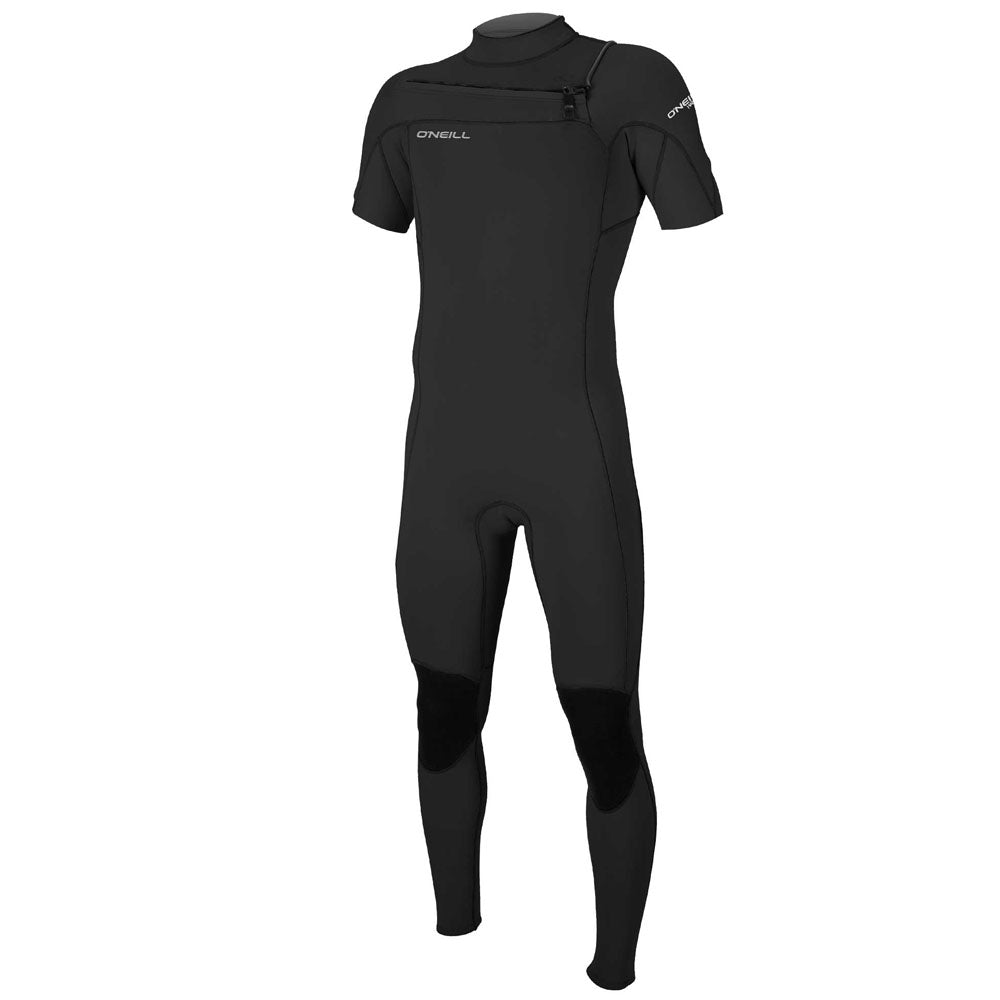 O'Neill Hammer 2mm CZ Short Sleeve Full Wetsuit - Black/Black