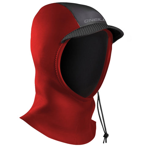O'Neill Youth Psycho 3mm Hood - Red