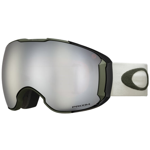 Oakley Airbrake XL Snowboard/Ski Goggles - Dark Brush Grey