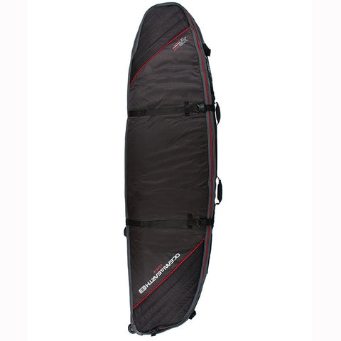 Ocean and Earth Quad Wheel Shortboard Bag