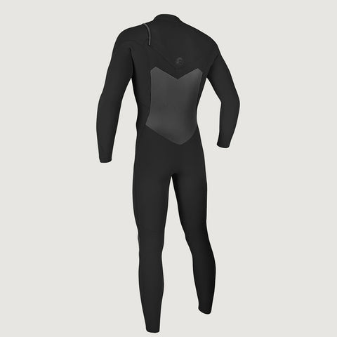 O'Neill O'Riginal 3/2mm Chest Zip Full Wetsuit - Black/Black