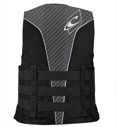 O'Neill Bouyancy Superlite 50N Vest Black Smoke