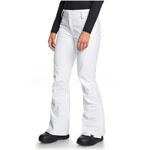 Roxy Creek Snowboard/Ski Pant - Bright White