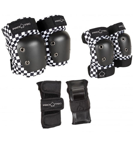 Protec Kids Street Gear 3 Pad Set