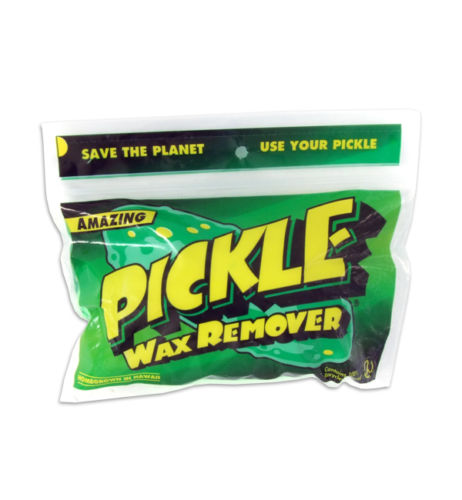 The Pickle Wax Remover
