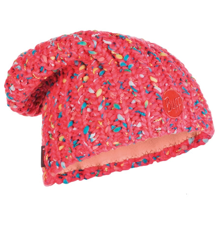 Buff Yssik Pink Flour Knitted Hat