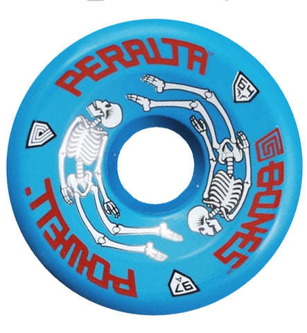 Powell Peralta G Bones 97A 64mm Skateboard Wheels