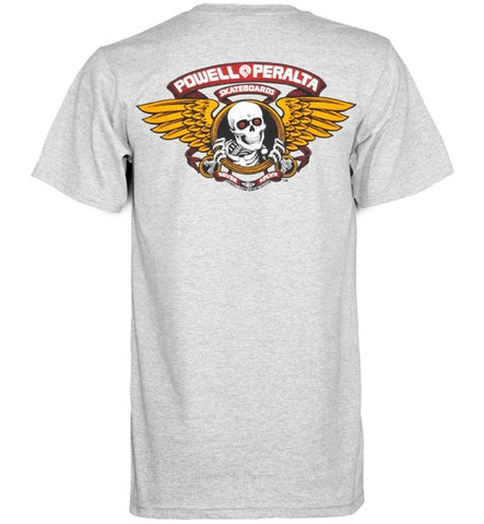 Powell Peralta Winged Ripper T Shirt