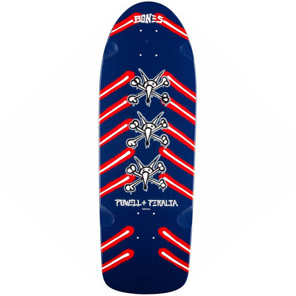 Powell Peralta Rat Bones Navy Skateboard Deck