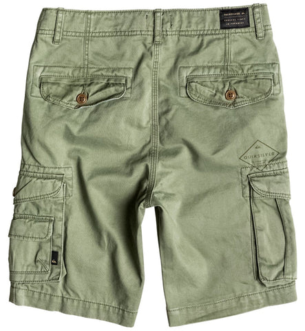 Quiksilver Boys Crucial Battle Walkshorts