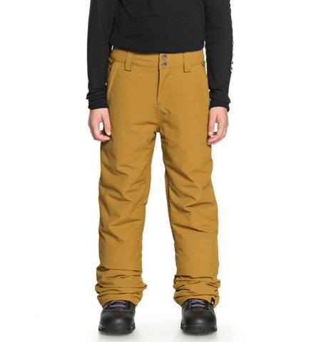 Quiksilver Estate Youth Snowboard/Ski Trousers