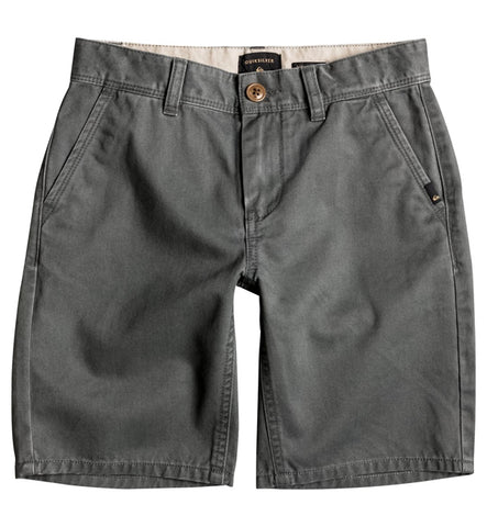 Quiksilver Boys Everyday Chino Walkshorts