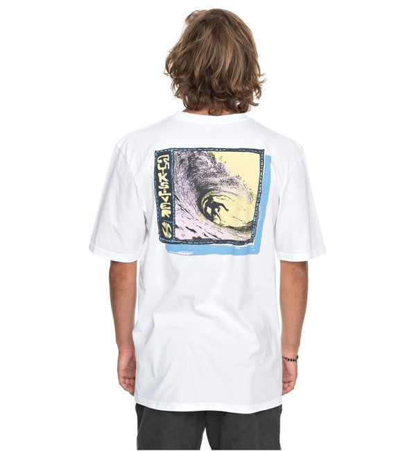Quiksilver GMT Dye Framers Up SS Tshirt