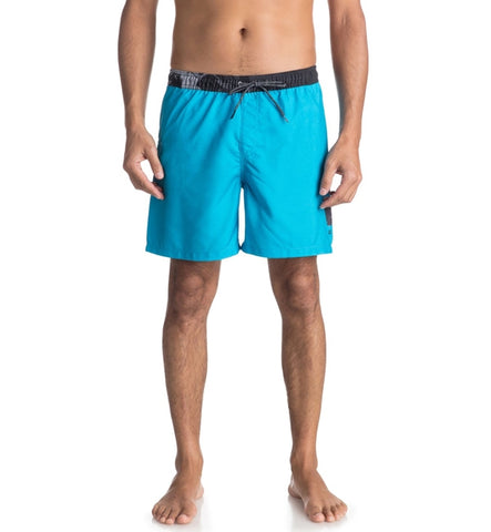 Quiksilver Lava Logo Volley 17 Swim Shorts