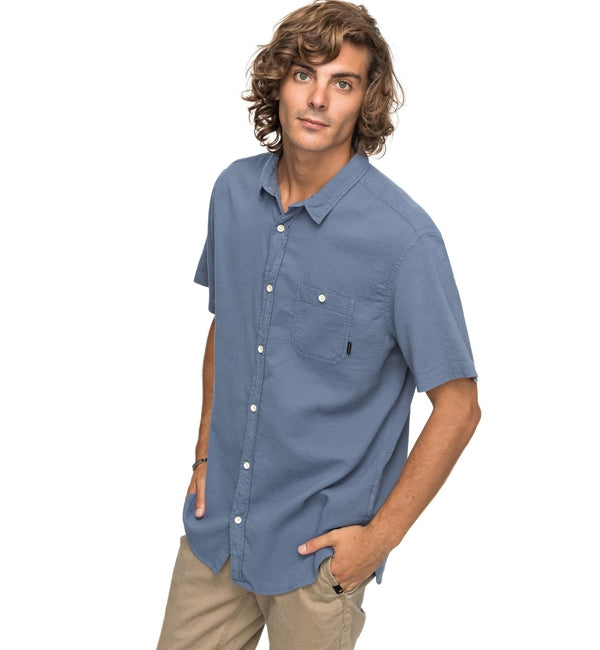 Quiksilver New Time Box SS Shirt