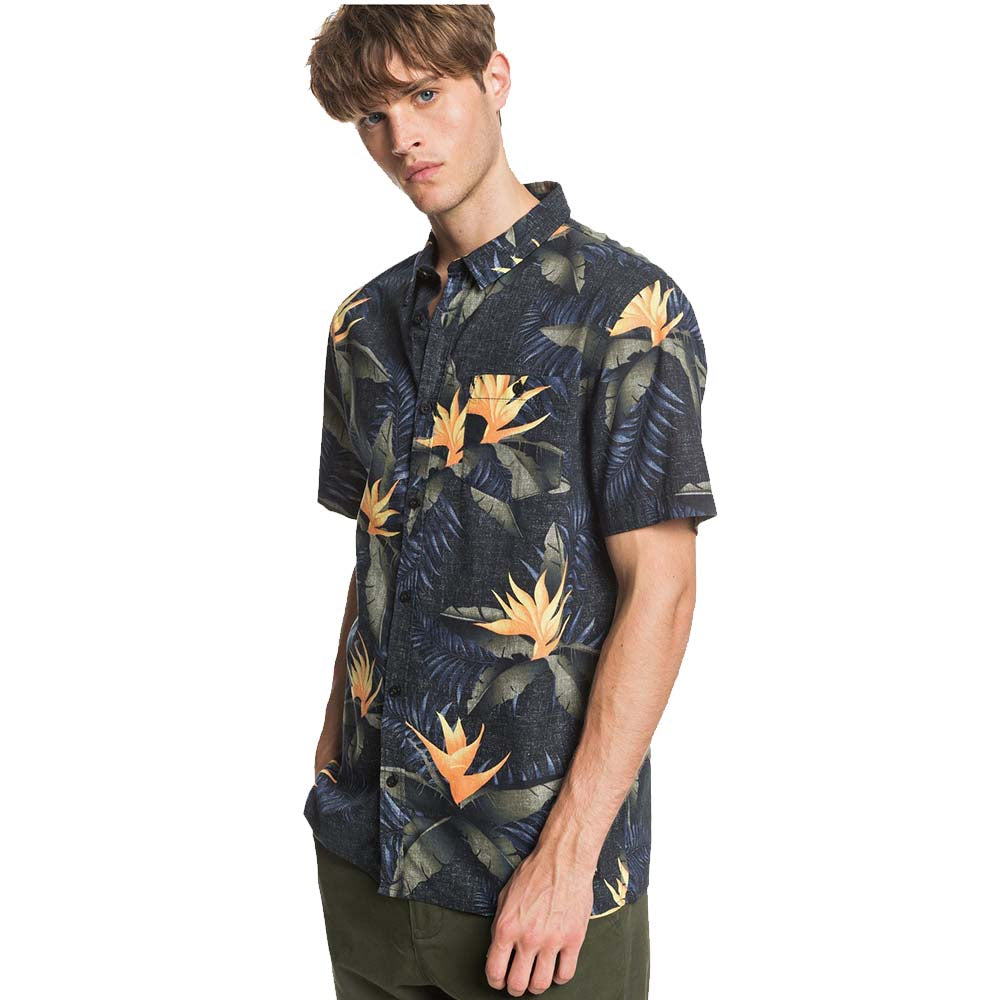 Quiksilver Poolsiders Short Sleeved Shirt