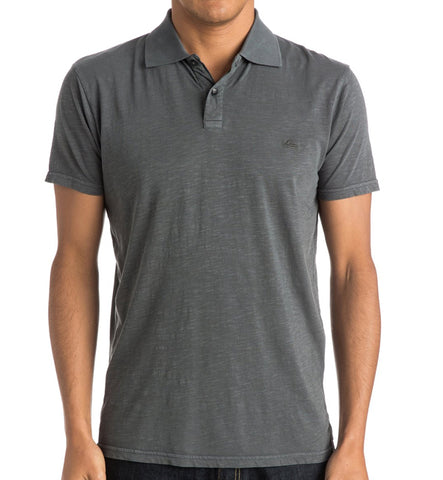 Quiksilver Snow Cruise Polo T-Shirt - Niagara