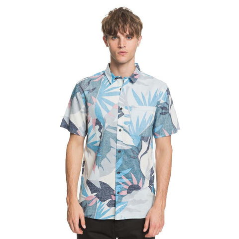 Quiksilver Tropical Flow Short Sleeved Shirt