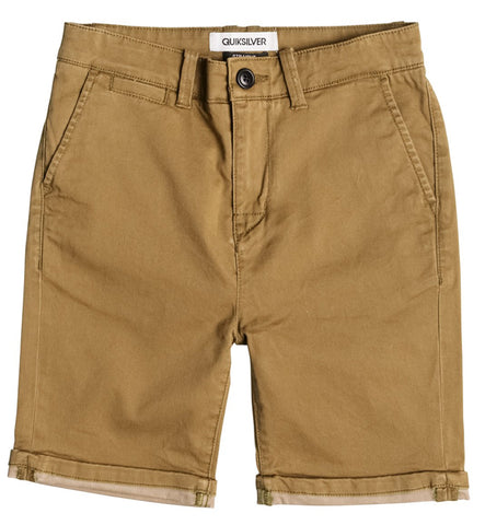 Quiksilver Youth Krandy Chino Short
