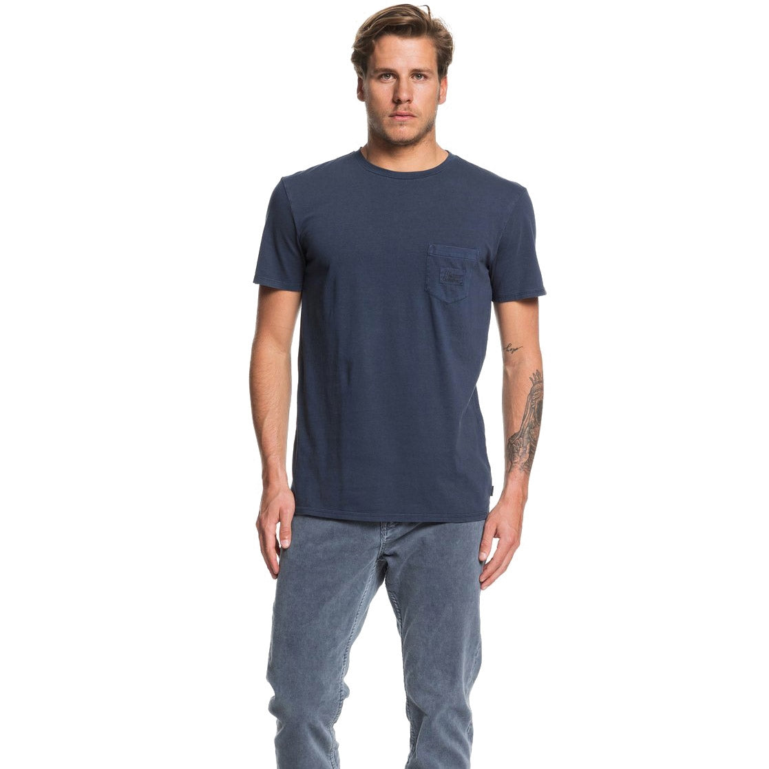 Quiksilver Above The Lip Short Sleeved T Shirt