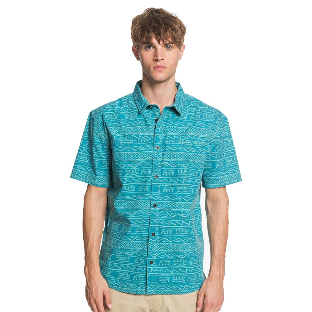 Quiksilver Heritage Short Sleeved Shirt