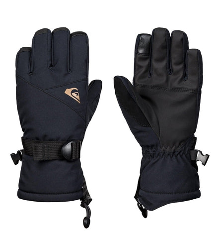 Quiksilver Mission Youth Snowboard/Ski Gloves