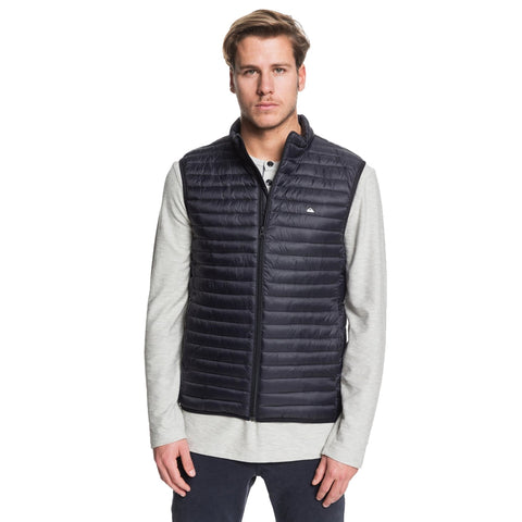 Quiksilver Scaly Sleeveless Body Warmer