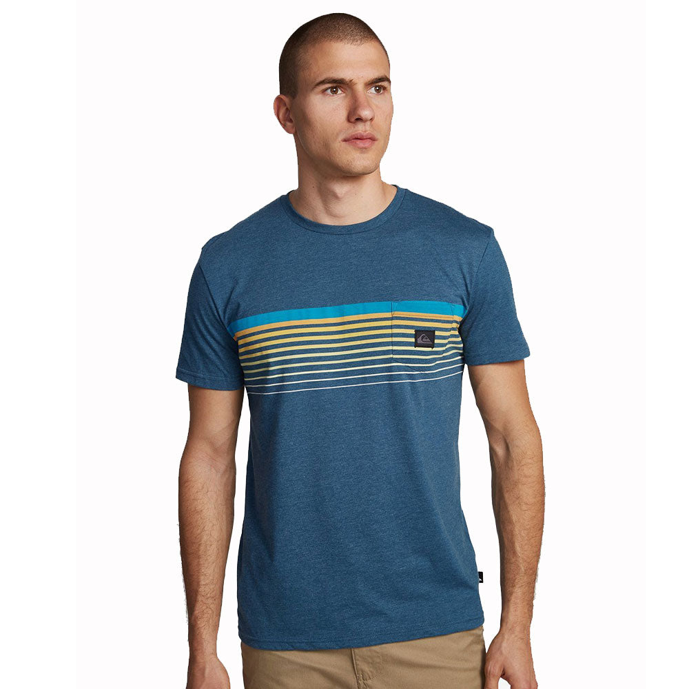 Quiksilver Slab Pocket Short Sleeved T Shirt