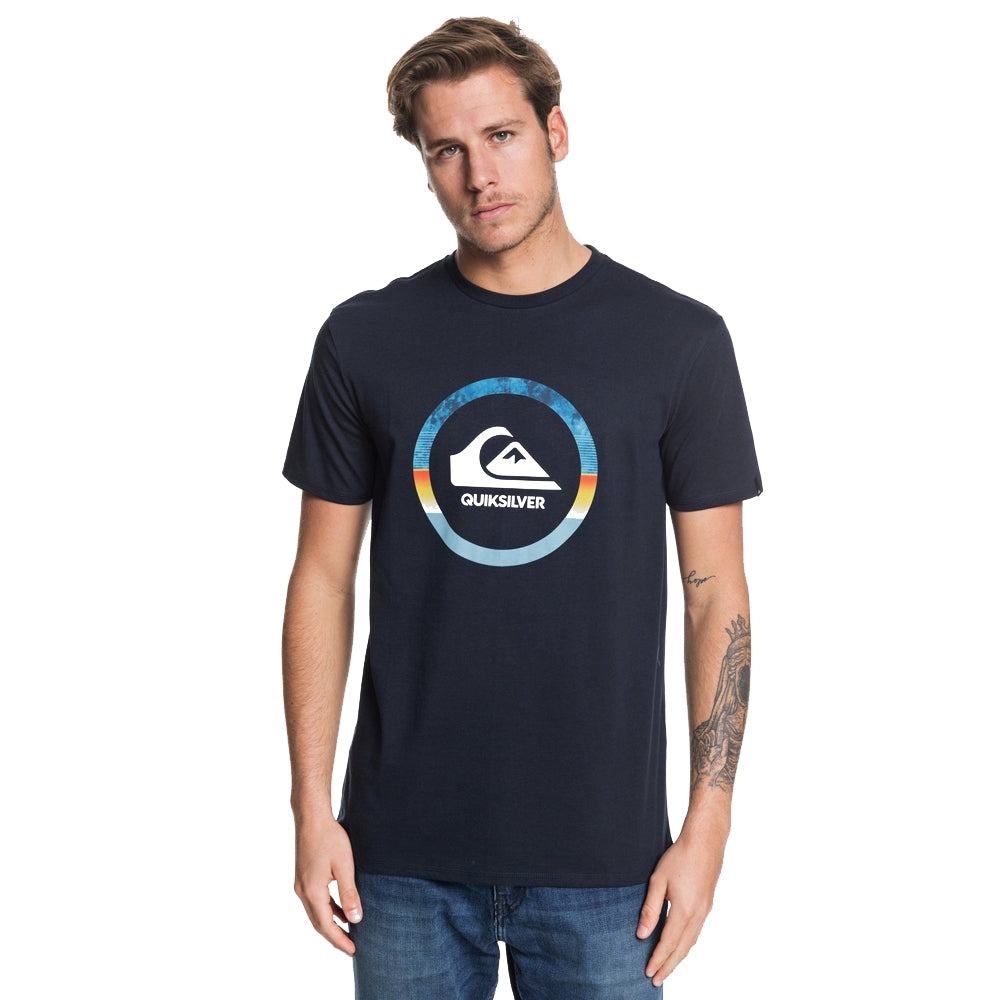Quiksilver Snake Dreams Short Sleeved T Shirt