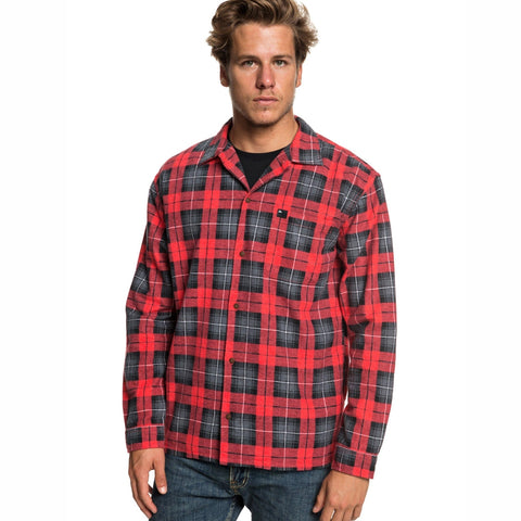 Quiksilver Storm Warning Long Sleeved Shirt