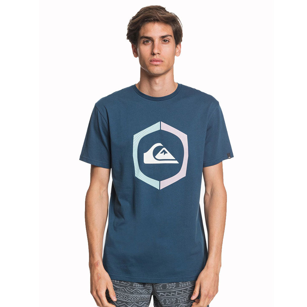 Quiksilver Sure Things Short Sleeved T Shirt