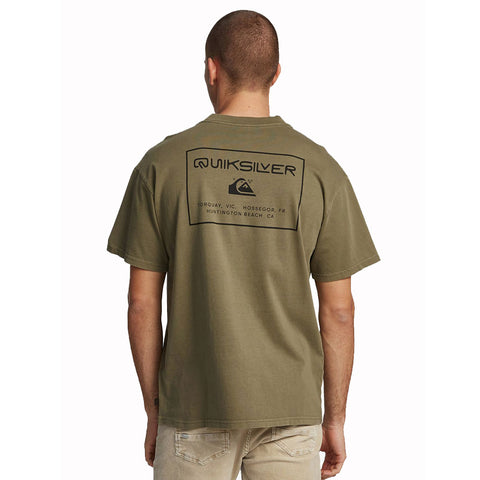 Quiksilver X Comp Short Sleeved T Shirt