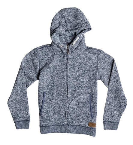 Quiksilver Youth Keller Zip Up Hoody