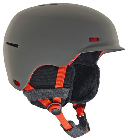 Anon Womens Raven Snow/Ski Helmet - Grey