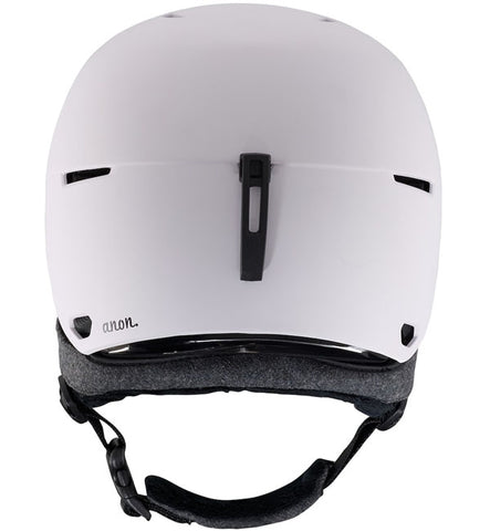 Anon Womens Raven Snow/Ski Helmet - Light Grey