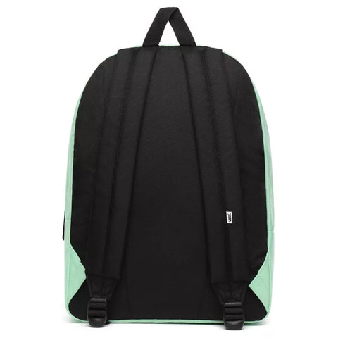Vans Womens Realm Colour Theory Rucksack - Green Ash