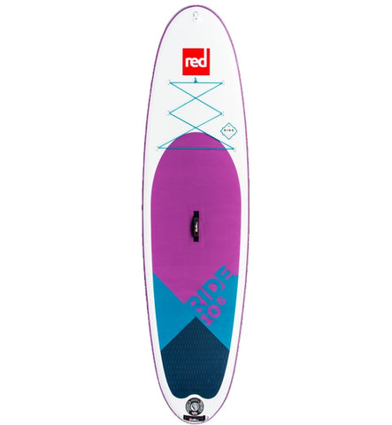 Red Paddle Co Ride 10'6 Special Edition Inflatable SUP - 2019