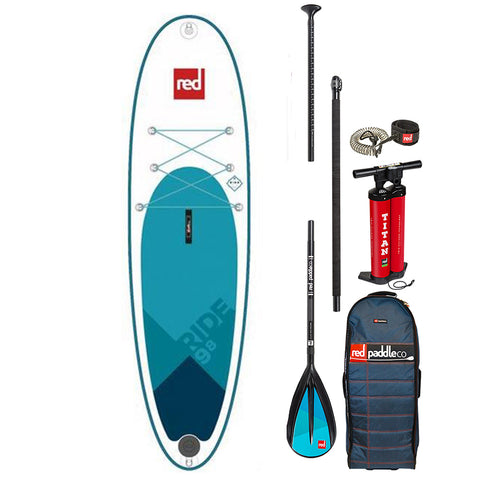 Red Ride 9'8 Stand Up Paddle Board 2019