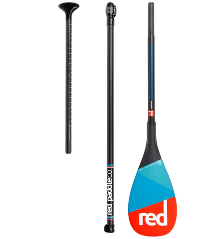 Red Paddle Co Carbon 50 3 Piece Camlock Paddle
