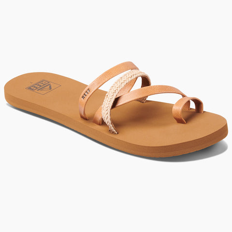 Reef Womens Bliss Moon Sandal - Natural